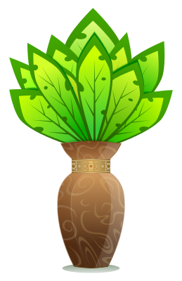 Free Houseplant Clipart