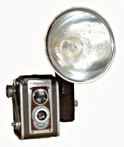 Old Camera Clip Art