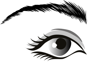 Free Eye Clipart, 3 pages of Public Domain Clip Art