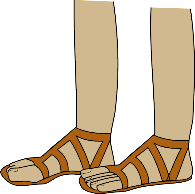 Free Feet Clipart, 1 page of Public Domain Clip Art
