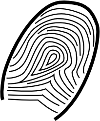 Free Fingerprint Clipart