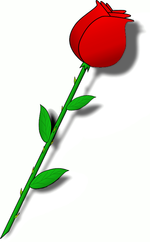 Free Rose Applied Images