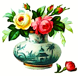 Free Baskets and Bouquets Clipart