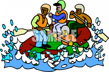 Free Whitewater River Clipart