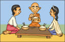 Buddhism Clipart