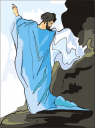 Moses Clipart