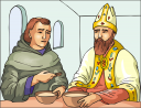 Monks Clipart