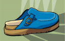 Slippers Clipart