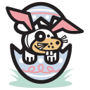 Easter Animal Clipart