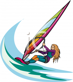 find clipart windsurfing clipart image 47 of 52