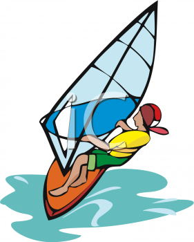 find clipart windsurfing clipart image 27 of 52